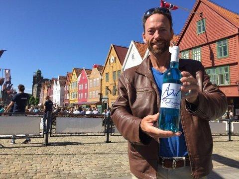 Åge Folkestad er svært spent på lanseringen i Norge, og hvordan vinen vil bli mottatt.