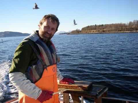 Tore Andestad, fylkesleder Norges Jeger og fiskerforbund i Møre og Romsdal.