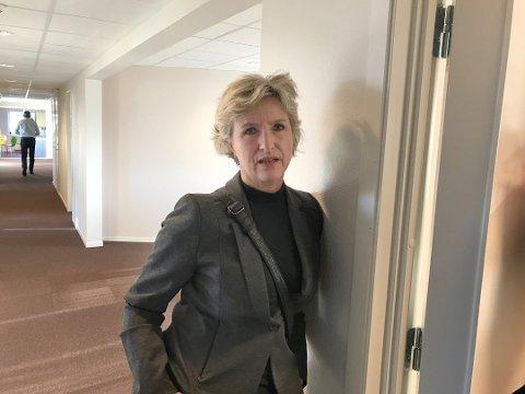 Ellen Engdahl, daglig leder for ORKidé – Nordmøre regionråd.