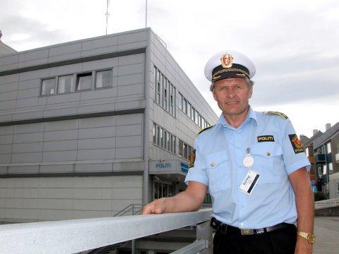 Bjørn Fiske er Kristiansund kommunes politikontakt.