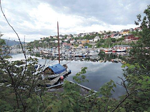 Fortsatt er tradisjonelle navn mest vanlige på småbåter i Norge, men utvalget er stort. Også i Vågen