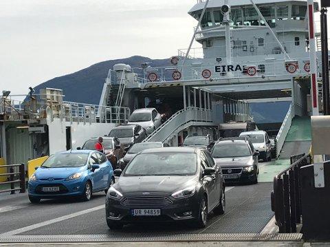 Trafikken aukar, og den samla køyrelengda går opp. Det skriv Gry Halvorsen, rådgivar i Møre og Romsdal fylkeskommune.
