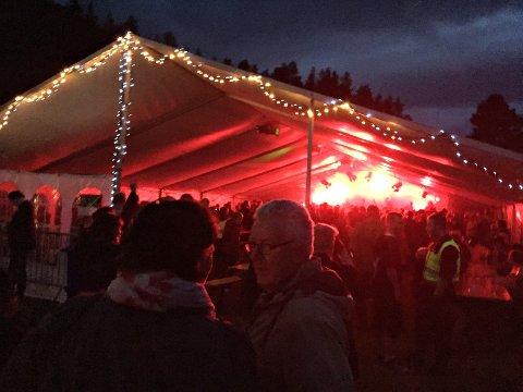 En varm julikveld øverst i Sunndalen er så absolutt å anbefale for den som ønsker en annerledes festivalopplevelse.