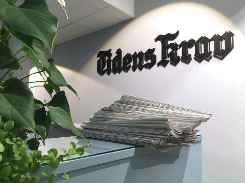 – Blir verden bedre av kritisk journalistikk og debatt om kritikkverdige forhold? Vårt svar er fortsatt ja, men da må folk støtte oppunder journalistikken, og gi den styrke.