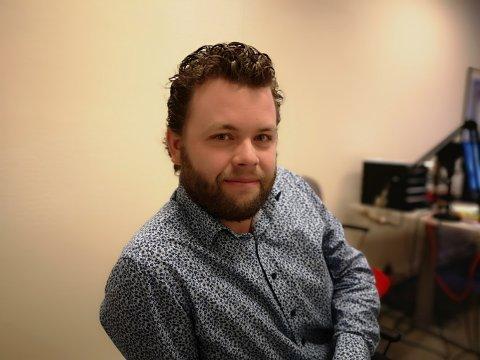 - Folk som jobber med folk, blir berørt, sier Kim Andre Vangberg, enhetsleder for barn, familie og helse i Kristiansund kommune.