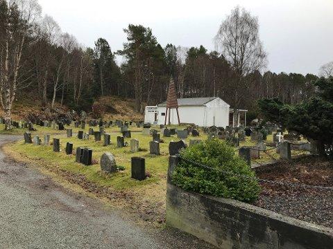 Nordlandet gravsted i Kristiansund.