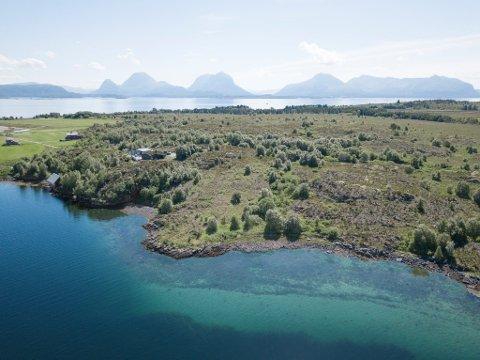 Her ønsker tiltakshaver Per Anders Guldbrandsen bygge turistsenter med hyttefelt.