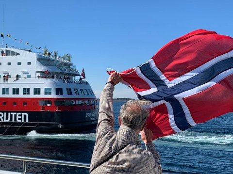 Waliseren John ble etterlatt i Trondheim. Men det var hjelp å få.