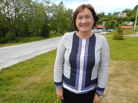 Ordfører for NORDMØRE ETT RIKE