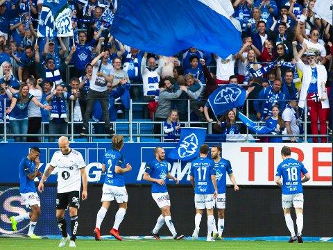 Molde satser tungt på spillerutvikling.
