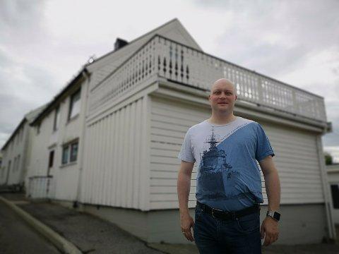 Erik Aukan fikk redusert eiendomsskatten med nærmere 2.200 kroner for huset i Omagata.
