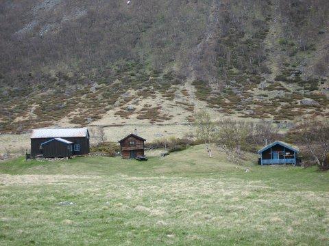 Grøvudalshytta til Kristiansund og Nordmøre Turistforening blir mest sannsynlig både ombygd og utvidet.