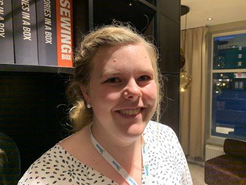 Kine Iselilja Gyldenskog er en av søkerne til stillingen som daglig leder i Festspillene i Kristiansund.