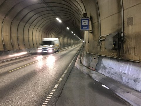 Jobben med å vaske i alt 52 tunneler i Midt-Norge, deriblant Freifjordtunnelen, er nå lyst ut på anbud.
