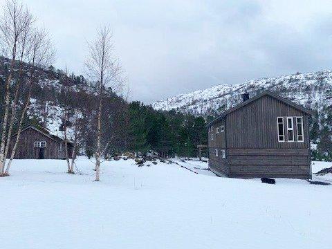 Den mye omtalte «gjeterbua» i Herresdalen i Tingvoll.