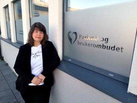 Pasient- og brukerombud Hanne Haavde Stenseth er bekymret for at tidsbruken i klagebyråkratiet nå går på tilliten løs i befolkningen