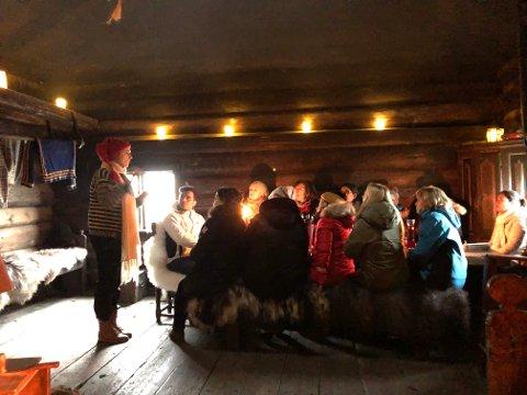 Søndagene 6. og 13. september er det åpent hus i Almskårstua i Dalaveien.