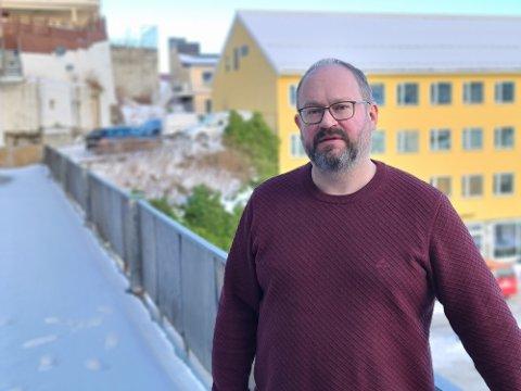 Kommunikasjonssjef i Kristiansund kommune Tore Lyngvær bekrefter at de vil følge nye nye nasjonale reglene for kulturbransjen (akrivfoto)