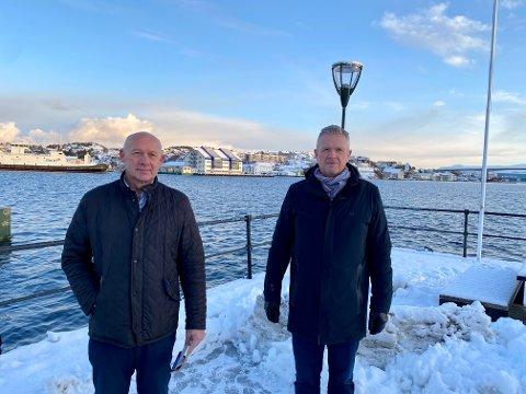 Forsikringsmeglerne Arnfinn Aasheim og Rune I. Johannesen har drevet NOR Forsikringsmegling fra Batnfjorden. Selskapet er nå kjøpt opp av Söderberg & Partners, og selskapets lokasjon flytter nå til Kristiansund og Molde.