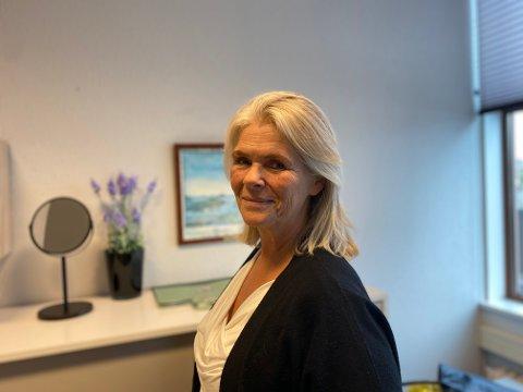 Et nytt treningstilbud for utviklingshemmede i Kristiansund er fortsatt på vent, forteller varaordfører Berit Frey (Sp).