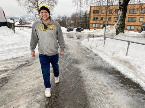 Selv om Lillestrøm ikke lenger skal dra til Kristiansund i serieåpningen, velger André Øyvåg fortsatt å gå de 57 milene til Nordmøre.