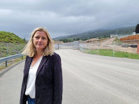 Heidi Nilsen, leder for prosjektstyret.