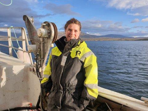 Wenche Emblem Larssen er matviter og forsker ved Møreforsking, hvor hun har jobbet siden 1999.