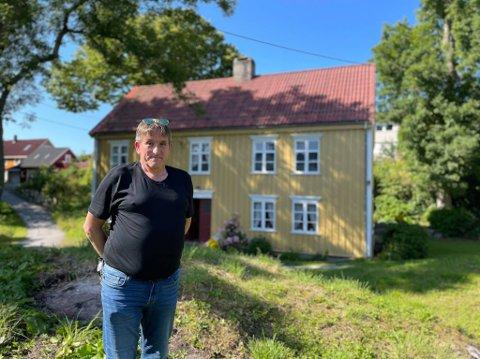 Rune Kristiansen har engasjert seg for Dalen gård i flere år.