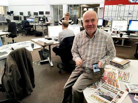 VARSLER DEG: Ansvarlig redaktør i Tønsbergs Blad Sigmund Kydland oppfordrer deg til å laste ned nyhetsappen fra tb.no.