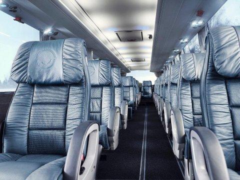 Mange seter har stått tomme i sommeren på rute 14 fra Stavern og rute 8 fra Tjøme. Det bekymrer Nettbusss.