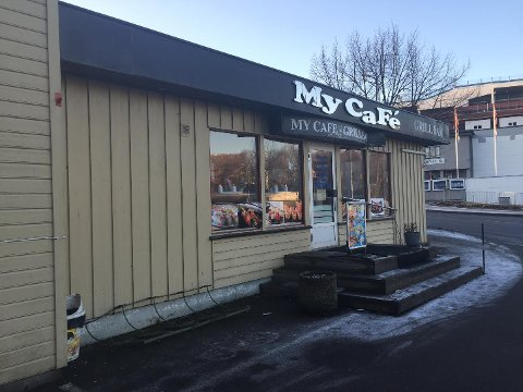 HOLDER STENGT: My Cafe må holde stengt på grunn av smitte.