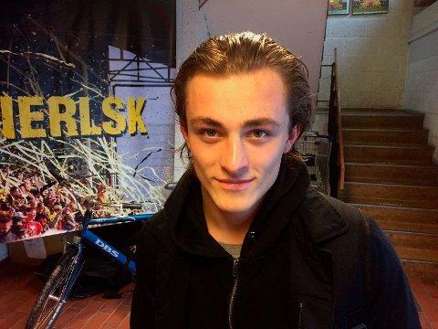 TOÅRSKONTRAKT: Tobias Gran var på plass på Åråsen da Lillestrøm SK sparket i gang sesongen tirsdag. Re-gutten har skrevet under på en toårig avtale.