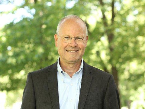BETALER: Direktør Rolf Gunnar Jørstad i Norsk pasientskadeerstatning