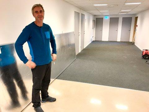 Jan Erling Losnedal, rektor på Vear ungdomsskole
