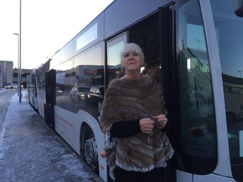 Kari Andersen fra Tønsberg er én av mange passasjerer som aldri kom seg til Alicante fredag.