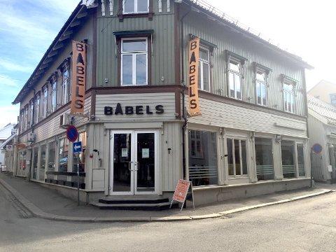 ÅPNER IGJEN: Siden mai i år har dørene til Café Babels vært stengt. Men til høsten åpner den dørene igjen.