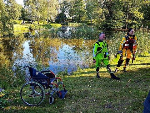 Foto: Vestfold Interkommunale Brannvesen
