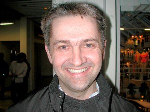 NY SOGNEPREST: Jan Terje Christoffersen.