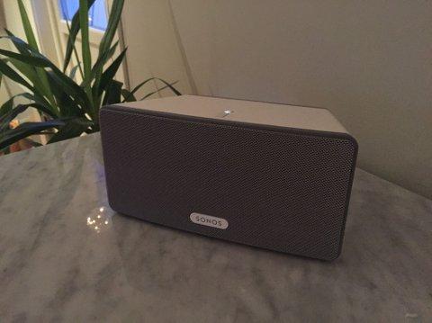 Denne Sonos-høyttaleren kan være eksponert for hacking.