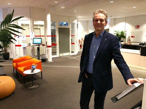 TAR GREP: Ennå er mye usikkert rundt neste års Tønsberg-budsjett, men påtroppende rådmann Egil Johansen har bedt administrasjonen forberede kutt på 2 prosent i utgiftene, altså ca. 60 millioner. Samtidig har han fått politikerne med på et prosjekt som skal gi kommunen økonomisk handlefrihet på lengre sikt.