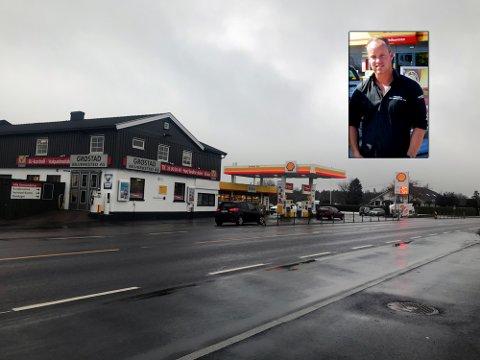 VURDERER ALDERSGRENSE: Hans Krister Grøstad har spurt Barkåkerfolket på Facebook om de synes Shell bør innføre aldersgrense på energidrikk.