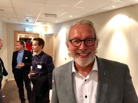 STØTTER: Venstres helsepolitiske talsmann Carl-Erik Grimstad, som også er vestfolds stortingsrepresentant for partiet, er med og fremmer forslaget.