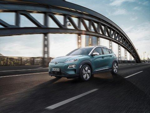 POPULÆR: Endelig er den elektriske utgaven av Hyundai Kona klar. Dette blir utvilsomt en ny storselger i elbillandet Norge.