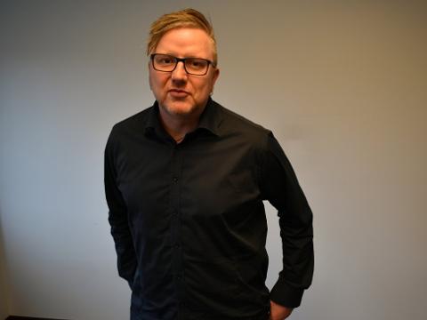 ANGRER PÅ BÅTKJØP: Tom Erik Rønningen.