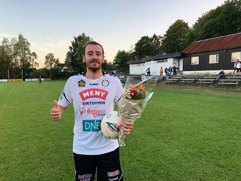 TOSIFRET: Anders Gustavsen banket inn 10 mål mot stakkars Fram 2.