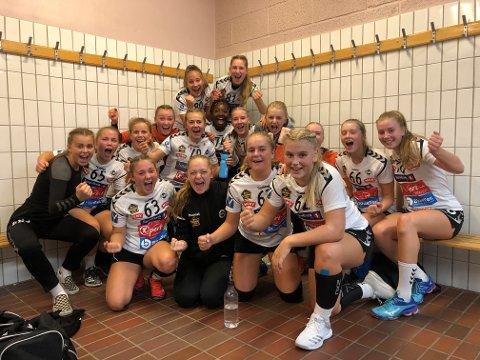 JADA! Flints J16-lag kvalifiserte seg også til Bringserien 2018/19.