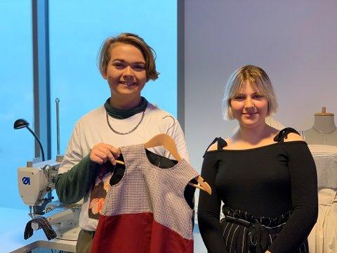 NOE NYTT: Daglig leder i UB Youth, Marcus Helstrøm Granstad sammen med leder Sunniva Fagerholt, synes det er veldig gøy å skape noe nytt.
