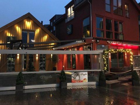 RESTAURANT: Minoritetseier i La Pergola Gerhard Holm tjente mest blant folkene i serveringsbransjen i Tønsberg.