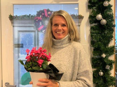 GLEDE: Forslagsstiller skriver at Anne-Therese Næss er en juleglede året rundt som fortjener en juleglede selv i år.