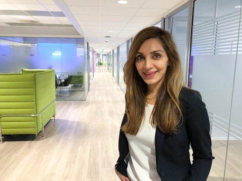 OPPLEVELSE: Ifølge Parisa Yousefi er ungdom i alderen 25 år og nedover ute etter opplevelser når de inntar rollene som konsumenter og arbeidstakere.